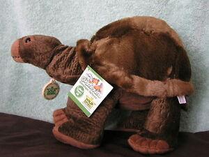 Galapagos Tortoise Plush New Toy (W) 30cm