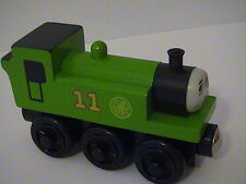 Thomas and Friends Wooden Railway Retired Rare (Oliver with black wheels) New LC