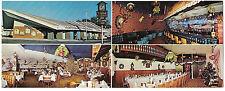 Alpine Village Inn closed Las Vegas strip German Restaurant postcard NOS Long ZB