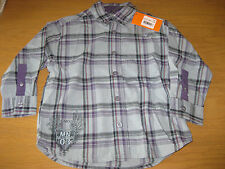 BNWT Boys Checked Shirt by Designer Miniman (4 Years) *REDUCED* RRP £28