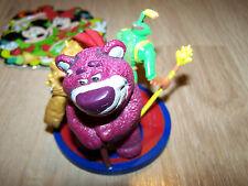 Disney Store Sketchbook Ornament Toy Story Twitch Chunk Lotso Huggin Bear New