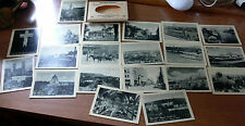 MONTREAL QUEBEC CANADA 20 SNAP SHOT VIEWS SET IN ORIGINAL PKG BLACK & WHITE