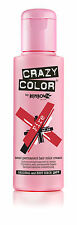 CRAZY COLOR SEMI PERMANENT HAIR DYE 100 ML - All Colours Available