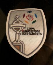 Copa Libertadores Football Shirt Sleeve Patch Sponsor Boca Juniors River Plate