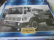 Super Trucks Frontlenker England Leyland Beaver 1966