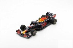 1/18 Spark Red Bull Racing N°33 Max Verstappen Winner Gp Emilie Romagna 2021