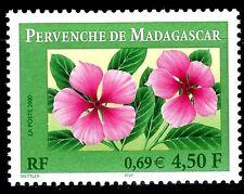 SELLOS FRANCIA 2000 3306 FLORA DE MADAGASCAR 1v.