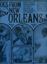 ECHOES FROM NEW ORLEANS german EX LP STORYVILLE