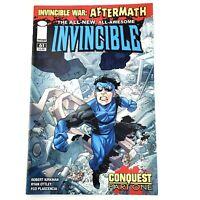 Invincible #61 1st Print Kirkman Image Comics - TV Animation Soon!!