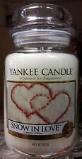 Yankee Candle SNOW IN LOVE 623 gr.