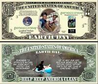 Shriners Million Dollar Bill Fake Play Funny Money Novelty Note with FREE SLEEVE