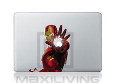 """Hülle Case Aufkleber Sticker Schutzfolie Apple Macbook 13"""" retina Iron Man 1"""