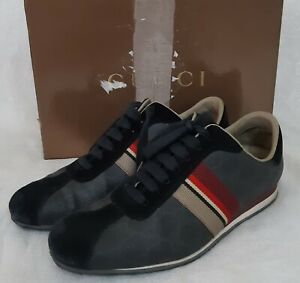 GUCCI GG Sneakers size 38 G US 7,5 code191267