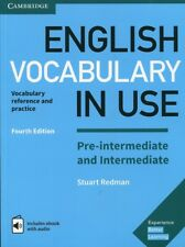 English Vocabulary in Use Pre-intermediate and Intermediate Book with Answers an
