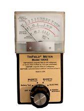 Trifield Meter Model 100XE