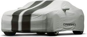 Genuine OEM GM 92215994 Chevrolet Camaro Outdoor Car Cover Gray 2010 - 2015