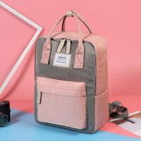 "Laptop Backpack 13.3""15.6"" Notebook Pouch Rucksack School Bag For Macbook Lenovo"