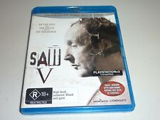saw v blu-ray region b aus