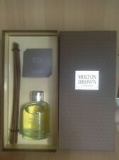 BNIB MOLTON BROWN BLACK PEPPERCORN AROMA REEDS DIFFUSER 150ML RRP £45 - NEW