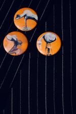 Francis Bacon - Handmade Button Badges - Figurative Expressionism