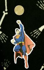 superman sticker ** flying pose sticker *** dc comics