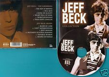 Jeff Beck-CD-COLLECTION-CD di 2012-come nuovo!