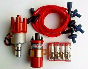AccuSpark VW Beetle & Kombi 009 Performance Ignition Pack for Air-Cooled Engines