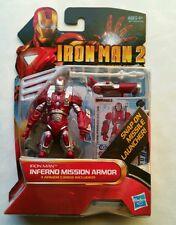Iron Man 2 concept series:Inferno Mission Armor Iron Man 3.75 Action Figure #13