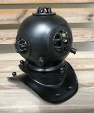 "Reproduction Navy Divers Helmet 8"" Collectible Nautical Marine Maritime"