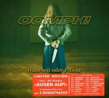 Oomph! + CD + Wahrheit oder Pflicht (2004, #6589382)
