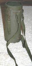 Gasmaskenbehälter, Gasmaskendose der Bundeswehr Rarität von 1957 BW