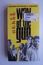 Way of the Gun VHS Video Tape 2000