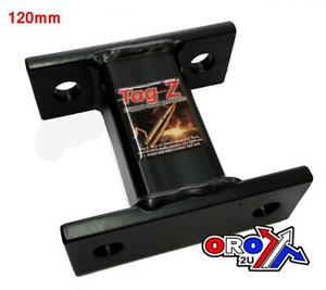 120MM SPACER FOR CAR RACK HITCH SPACER 90MM CENTRES UK