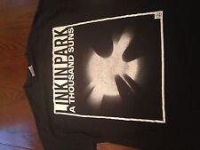Linkin Park A Thousand Suns Hard Rock Band T Shirt (L) Alt American Rock Music
