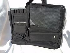 "Travelon 23001 Black Nylon 15"" Laptop Jacket"