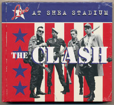 The Clash-LIVE AT SHEA STADIUM/GIAPPONE CD/Limited Digibook ed. NEW! SEALED!