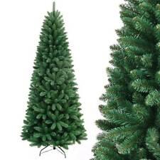 Bakaji 02831467 Albero di Natale Slim 180 cm con Base a Croce e 625 Rami