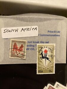 Stamps Africa Used.  ( Lot 31)