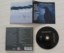 RARE CD ALBUM L'HIVER DES OISEAUX 14 TITRES TRI YANN SOLDAT LOUIS ALAN STIVELL