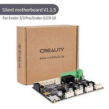 Creality Ender 3/Pro/5 v1.1.5 Silent Motherboard Quiet Board TMC2208 Upgrade-