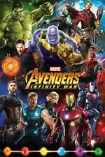 Avengers Infinity War Poster Helden 61 X 91 5 Cm