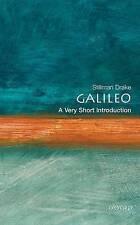 A Very Short Introduction.Galileo by Stillman Drake(Paperback,2001)
