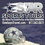 Dallas Cowboys Travel
