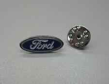 Pin Ford Logo blau Anstecker Stecker 35010501
