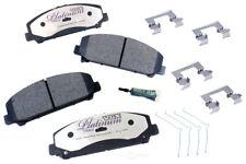 Disc Brake Pad Set-Ceramic Pad Kit with hardware Front Autopartsource VP1509K