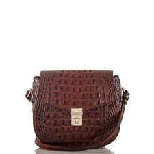Brahmin Lizzie Melbourne Crossbody bag Pecan brown