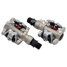 WELLGO DOUBLE SIDED CLIPLESS BIKE CYCLE PEDALS 25782