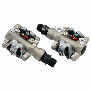 WELLGO DOUBLE SIDED CLIPLESS BIKE CYCLE PEDALS