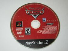 Cars Disney (Sony PlayStation 2, 2006) Disc Only