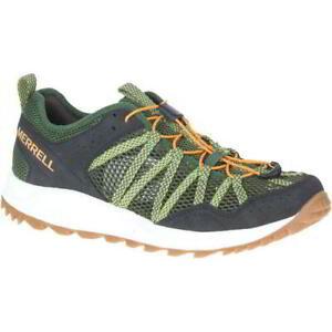 Merrell Wildwood Aerosport Mens Breathable Running Walking Trainers Size 8-14
